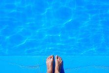 Plísně na nohou po návštěvách bazénů